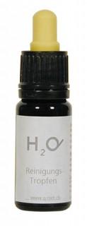 H2QT - Reinigungstropfen